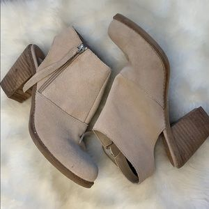 Dolce Vita Heeled Booties - 7.5